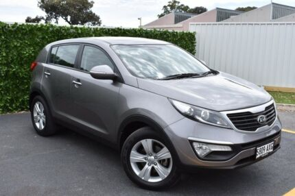 2013 Kia Sportage SL Series II MY13 SI Mineral Silver 6 Speed Sports Automatic Wagon St Marys Mitcham Area Preview