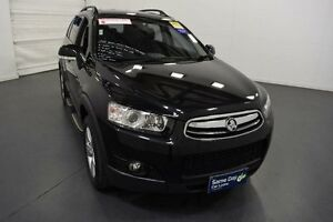 2013 Holden Captiva CG MY13 7 AWD Carbon Flash Black Sports Automatic Wagon Moorabbin Kingston Area Preview
