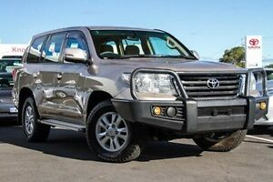 2012 Toyota Landcruiser VDJ200R MY12 GXL Vintage Gold 6 Speed Sports Automatic Wagon Glendalough Stirling Area Preview
