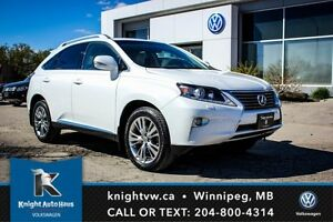 2013 Lexus RX 350 AWD w/ Nav/Cooled Seats/Sunroof/Backup Camera