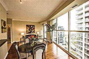 2 bedrooms condo rental Etobicoke at Humber river and Lake ON !!