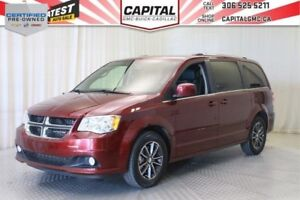 2017 Dodge Grand Caravan SXT Premium Plus *Navigation-Power Lift