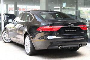 2016 Jaguar XF X260 25T Portfolio Black 8 Speed Automatic Sedan Petersham Marrickville Area Preview