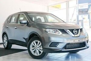 2016 Nissan X-Trail T32 TS 4WD Grey 6 Speed Manual Wagon Victoria Park Victoria Park Area Preview