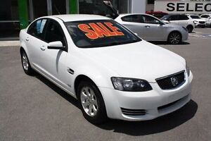 2013 Holden Commodore VE II MY12.5 Omega White 6 Speed Sports Automatic Sedan Mount Gravatt Brisbane South East Preview