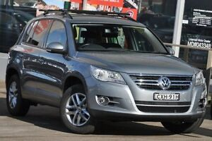 2009 Volkswagen Tiguan 5N MY10 125TSI 4MOTION Grey 6 Speed Sports Automatic Wagon Dee Why Manly Area Preview