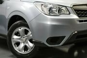 2014 Subaru Forester S4 MY14 2.5i Lineartronic AWD Silver 6 Speed Constant Variable Wagon Hamilton East Newcastle Area Preview
