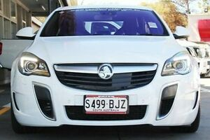 2015 Holden Insignia GA MY16 VXR AWD White 6 Speed Sports Automatic Sedan Somerton Park Holdfast Bay Preview