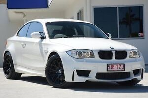 2011 BMW 1M E82 LCI MY11 White 6 Speed Manual Coupe Moorooka Brisbane South West Preview