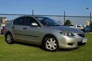 2007 Mazda 3 BK10F2 Neo Gold Sports Automatic Sedan East Rockingham Rockingham Area Preview
