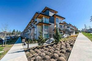 Modern&bright 3 bed/4 bath townhouse in South Surrey for Sales!