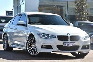 2015 BMW 316I F30 MY1114 M Sport White 8 Speed Automatic Sedan Osborne Park Stirling Area Preview
