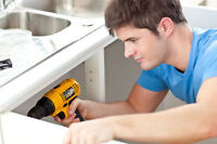 Fast, Experienced, Reliable and Friendly Handyman Service.