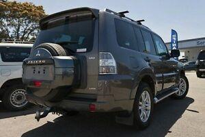 2013 Mitsubishi Pajero NW MY14 VR-X Bronze 5 Speed Sports Automatic Wagon Dandenong Greater Dandenong Preview