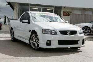 2012 Holden Ute VE II MY12 SV6 Heron White 6 Speed Sports Automatic Utility Yeerongpilly Brisbane South West Preview