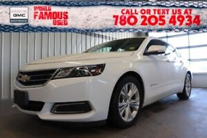 2015 Chevrolet Impala LT. Text 780-205-4934 for more information