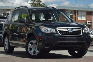 2014 Subaru Forester MY14 2.5I-L Grey 6 Speed Continuous Variable Wagon Waitara Hornsby Area Preview