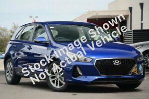 2018 Hyundai i30 PD MY18 Active Blue 6 Speed Sports Automatic Hatchback Mount Gravatt Brisbane South East Preview
