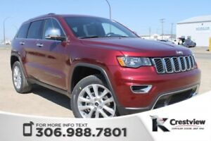 2017 Jeep Grand Cherokee Limited V6 | Sunroof