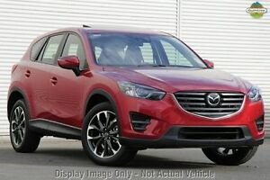 2016 Mazda CX-5 MY17 Akera (4x4) Soul Red 8 Speed Automatic Wagon Liverpool Liverpool Area Preview
