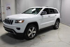 2016 Jeep Grand Cherokee 4X4 LIMITED Leather,  Heated Seats,  Su