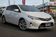 2013 Toyota Corolla  White Constant Variable Hatchback Keysborough Greater Dandenong Preview