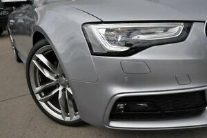 2015 Audi A5 8T MY15 2.0 TDI Silver CVT Multitronic Coupe Dee Why Manly Area Preview