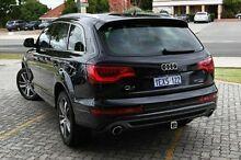 2010 Audi Q7  Black Sports Automatic Wagon St James Victoria Park Area Preview