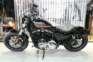 2018 Harley-Davidson XL1200XS Forty-Eight Special 1200CC Cruiser 1202cc