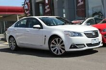 2014 Holden Calais  White Sports Automatic Sedan Watsonia North Banyule Area Preview