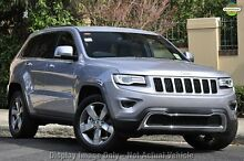 2015 Jeep Grand Cherokee WK MY15 Limited (4x4) Billet Silver 8 Speed Automatic Wagon Mosman Mosman Area Preview