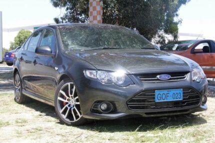 2012 Ford Falcon FG MkII XR6 Turbo Grey 6 Speed Sports Automatic Sedan