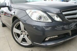 2010 Mercedes-Benz E250 CDI C207 BlueEFFICIENCY Avantgarde Grey 5 Speed Sports Automatic Coupe