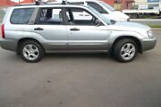 2004 Subaru Forester MY04 XS Silver 4 Speed Automatic Wagon Woodville Park Charles Sturt Area Preview