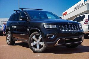 2014 Jeep Grand Cherokee WK MY2014 Limited Black 8 Speed Sports Automatic Wagon Westminster Stirling Area Preview