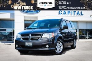 2016 Dodge Grand Caravan **Stow N' Go Seating-Heated Mirrors**