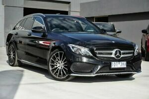 2016 Mercedes-Benz C250 S205 806+056MY Estate 7G-Tronic + Black 7 Speed Sports Automatic Wagon Wendouree Ballarat City Preview