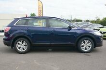 2012 Mazda CX-9 TB10A4 MY12 Classic Blue 6 Speed Sports Automatic Wagon Wilston Brisbane North West Preview