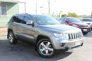 2012 Jeep Grand Cherokee WK MY2013 Limited Grey 5 Speed Sports Automatic Wagon Wakerley Brisbane South East Preview