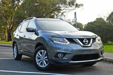 2014 Nissan X-Trail T32 ST-L X-tronic 2WD Grey 7 Speed Constant Variable Wagon Medindie Walkerville Area Preview