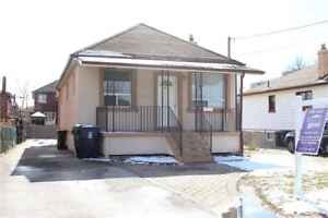 3 Bdrm Spacious Bungalow, 40 X 136' Lot, 2 Bdrm Bsmt Apt