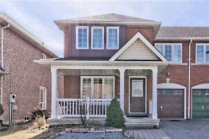 """Upgraded """"Coughlan"""" Built Semi Detached 4+1 Br In Pickering"""
