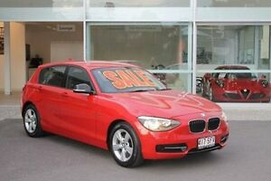 2011 BMW 116i F20 Red 8 Speed Sports Automatic Hatchback Mount Gravatt Brisbane South East Preview