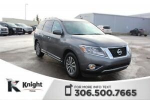 2016 Nissan Pathfinder SL Premium 4X4! Command Start! Navigation