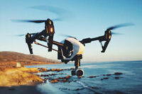 Drone Pilot with Inspire 1 Rental