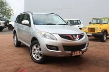 2012 Great Wall X200 CC6461KY MY11 (4x4) 5 Speed Automatic Wagon The Gardens Darwin City Preview