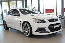 2015 Holden Special Vehicles Senator GEN-F2 MY16 Signature White 6 Speed Sports Automatic Sedan Baulkham Hills The Hills District Preview