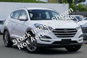 2018 Hyundai Tucson TL MY18 Active X 2WD White 6 Speed Manual Wagon Mill Park Whittlesea Area Preview