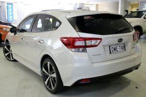 2016 Subaru Impreza G5 MY17 2.0i-S CVT AWD Crystal White 7 Speed Constant Variable Hatchback