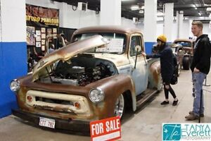 1956 International Pickup (Traditional Hot Rod)